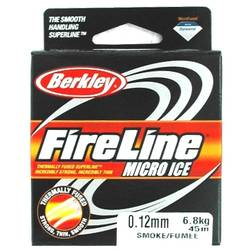 BERKLEY FIR FIRELINE MICRO ICE 017MM/10,2KG/45M.
