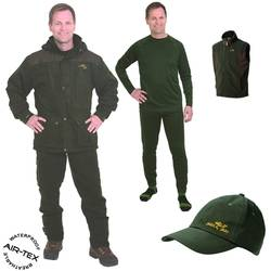 COSTUM SET VERDE CLASSIC JJ 6PCS .2XL