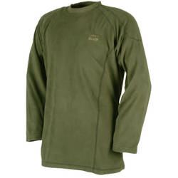 BLUZA FLEECE RAVEN VERDE MAR 2XL