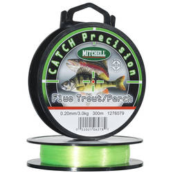 FIR CATCH PRECISION FLUO 020MM.3,3KG.300M