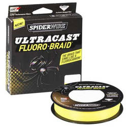 FIR SPIDERWIRE FLUOROBRAID 020MM.14.5KG.110M GALBEN