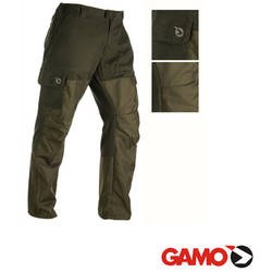 GAMO PANTALONI LECHAL FOREST GREEN MAR. 52