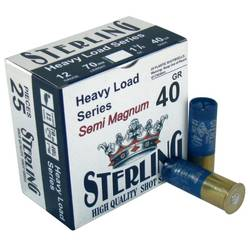 STERLING CARTUS SEMI MAGNUM CAL.12.40G.4,5MM