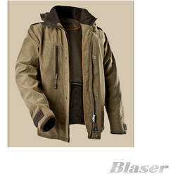 BLASER ACTIVE OUTFITS OLIVE ARGALI.2 LIGHT SHORT .M