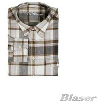 BLASER ACTIVE OUTFITS CAMASA BRYCE FLANEL .XL