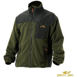 JACHETA FLEECE VERDE PRIMOS .XL