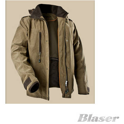 BLASER ACTIVE OUTFITS OLIVE ARGALI.2 LIGHT SHORT S