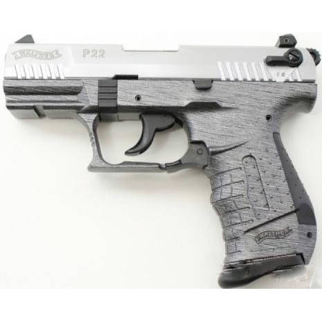 UMAREX P22 CHROME 22LR.