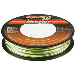 PURE FISHING FIR NEW FIRELINE BRAID BICOLOR 018MM.17,9KG.110M