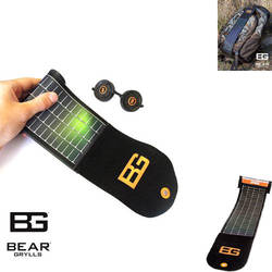 BUSHNELL OUTDOOR ACCESSORIES BANDA SOLARA BEAR GRYLLS