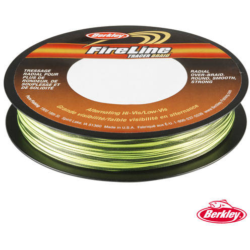 PURE FISHING FIR NEW FIRELINE BRAID BICOLOR 040MM/58,1KG/110M