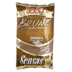 SENSAS NADA 3000 BREAM BROWN 1KG