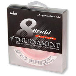 XX FIR DAIWA TOURNAMENT 8XBRAID ROZ 014MM/10,8KG/135M
