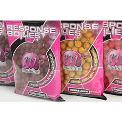 BOILIES RESPONSE 15MM STRAWBERRY 450G