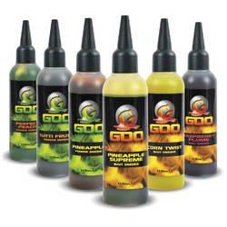 KORDA ATRACTANT GOO CORN TWIST BAIT SMOKE 115ML