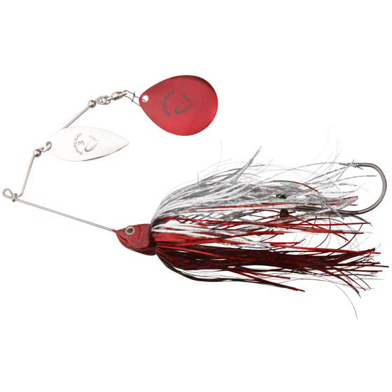 SAVAGE GEAR SPINNERBAIT NR.3.32G RED SILVER SAVAGEAR