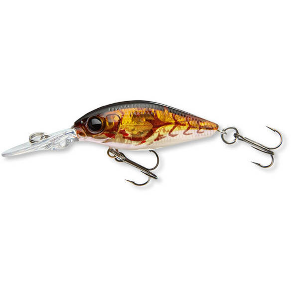CORMORAN VOBLER BELLY DIVER MINI 3,8CM 3G BROWN