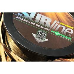 XX LEADER KORDA MONOFILAMENT SUBLINE 0.28-0.50MM