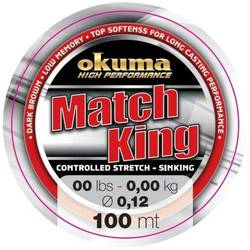 XX FIR OKUMA MATCH KING 012MM/1,2KG/100M