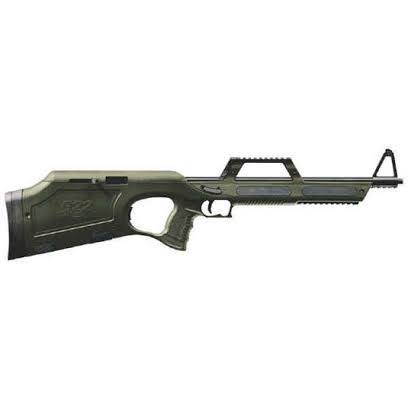 WALTHER G22 OLIVE CAL.22LR seria