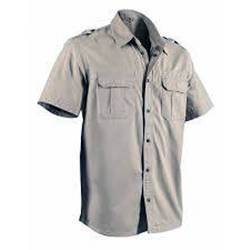 BLASER ACTIVE OUTFITS CAMASA TRIENT TWILL MANECA SCURTA 2XL