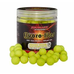 POP-UP FLUORO LITE YELLOW D=14MM/80G STARBAITS