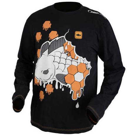 PROLOGIC BLUZA HEXAGON CARP GRAFFITI MAS.XXL