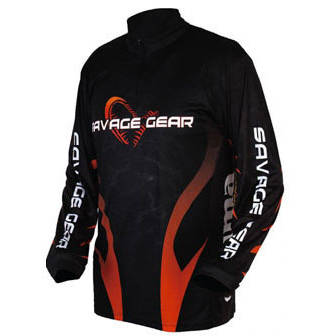 SAVAGE GEAR BLUZA TOURNAMENT UV PROTECT MAS.M