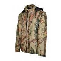 TREESCO JACHETA IMPERMEABILA SOFTSHELL GHOSTCAMO 3XL