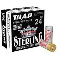 STERLING CARTUS TIR SPORTIV CAL.12/24G/2,4MM (7,5)