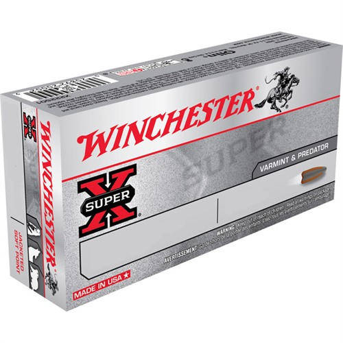 WINCHESTER/270WIN/SUPER.X/POWER POINT/9,72G