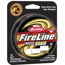 PURE FISHING FIR NEW FIRELINE BRAID BICOLOR 030MM/36,3KG/110M