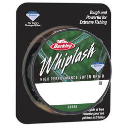 PURE FISHING FIR NEW WHIPLASH VERDE 018MM 21,9KG 110M