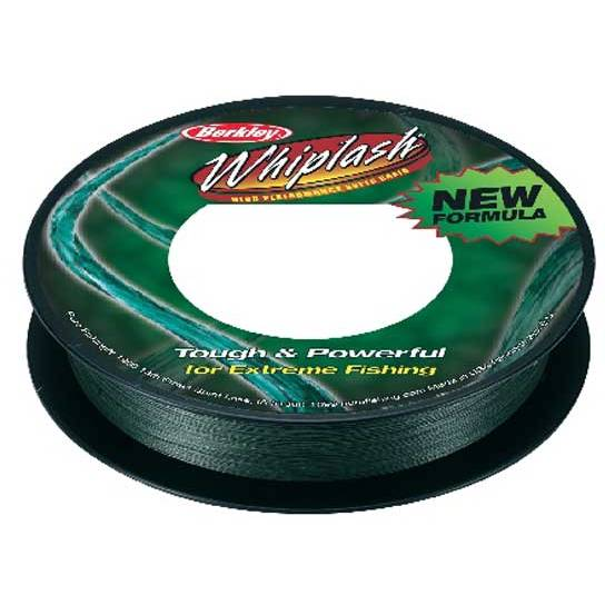 PURE FISHING FIR NEW WHIPLASH VERDE 020MM 26,4KG 110M BERKLEY