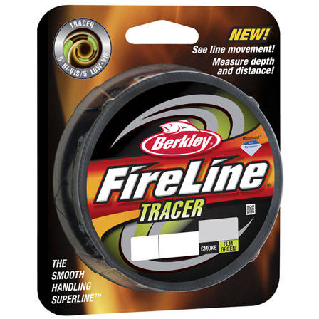 PURE FISHING FIR FIRELINE TRACER 015MM 7,9KG 110M