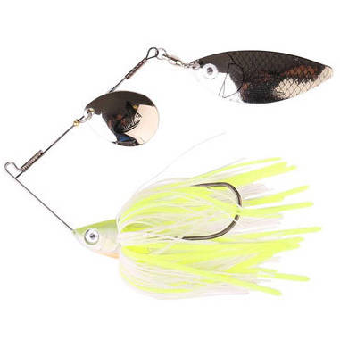 SAVAGE GEAR SPINNERBAIT 17G YELLOW SILVER