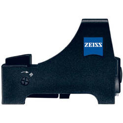 XX RED DOT SIGHT ZEISS COMPACT POINT S303 PLATTE