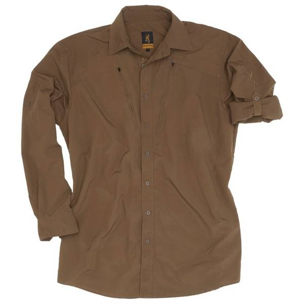 BROWNING SAVANNAH RIPSTOP M.LUNGA MARO MAR.2XL