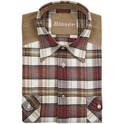 CAMASA BLASER JAKOB HEAVY FLANNEL MAR.2XL