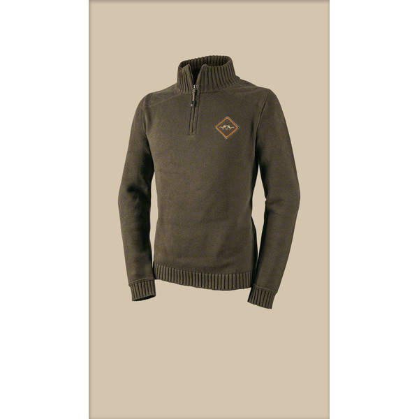 BLASER ACTIVE OUTFITS PULOVER QUEBEC KNITTED MAR.L