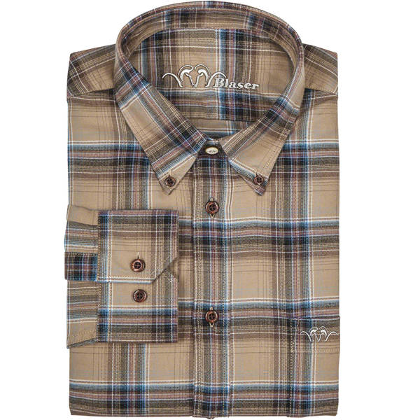 BLASER ACTIVE OUTFITS CAMASA KRISTIANSAND FLANNEL MAR.2XL