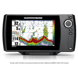 HUMMINBIRD SONAR HELIX 7 DUAL BEAM PLUS
