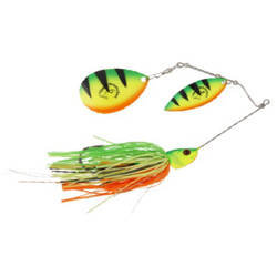 SAVAGE GEAR SPINNERBAIT DA BUSH NR.3/32G FIRETIGER