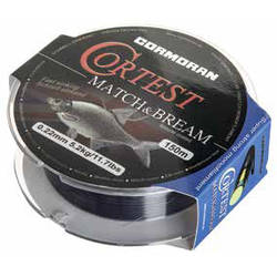 FIR CORTEST MATCH BREAM 016MM/2,9KG/150M