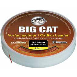 CORMORAN FIR CAT FISH L=20M 070M/54,5KG