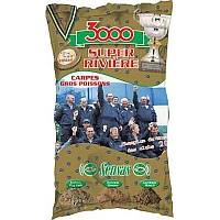 SENSAS NADA 3000 SUPER RIVER CARP 1KG
