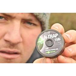 XX FIR KORDA N-TRAP SOFT COATED VERDE 20M/30LBS
