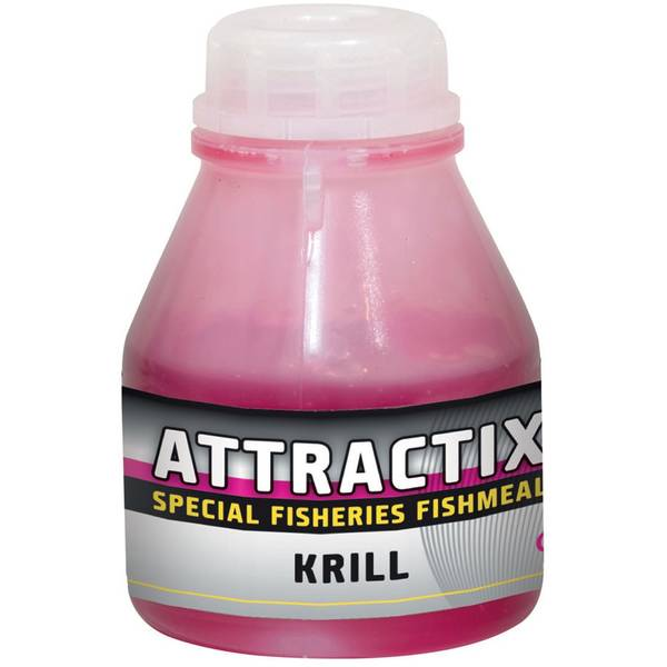 SENSAS ATRACTANT ATRACTIX KRILL 200ML