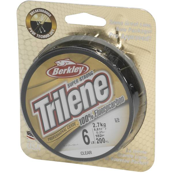 BERKLEY FIR  TRILENE FLUOROCARBON 015MM/1,8KG/50M