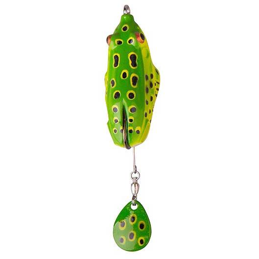 SAVAGE GEAR SPINNER KICK FROG 10CM/12G F GREEN